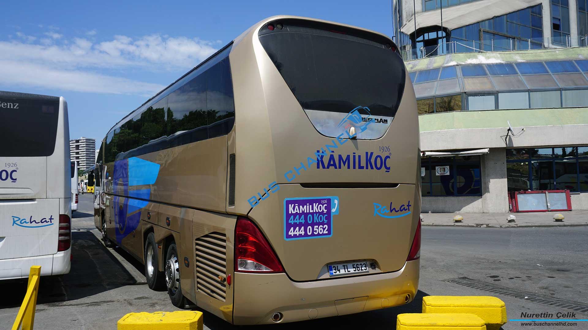 Neoplan Starliner 2 Gold Kamil Koç