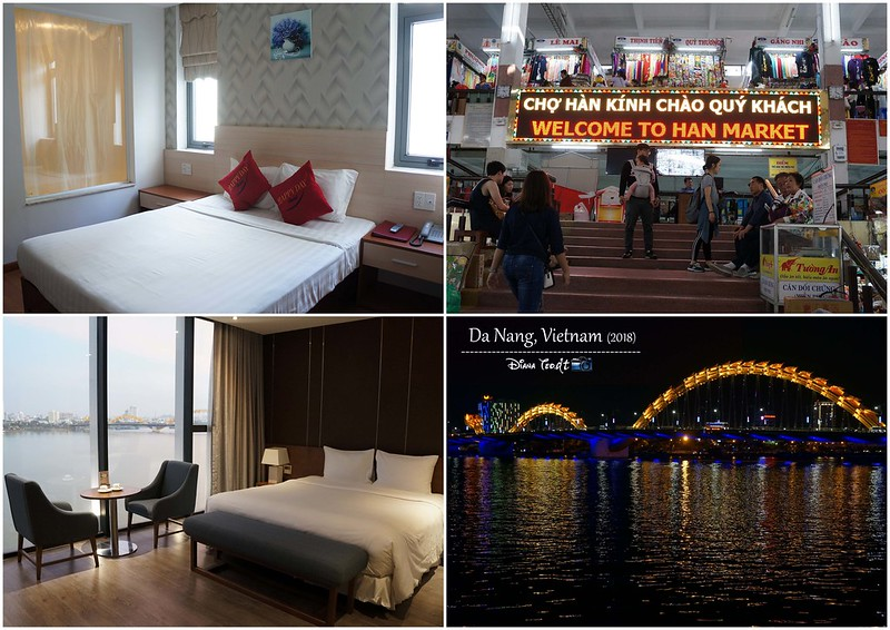 Da Nang Hotels, Han Market & Dragon Bridge