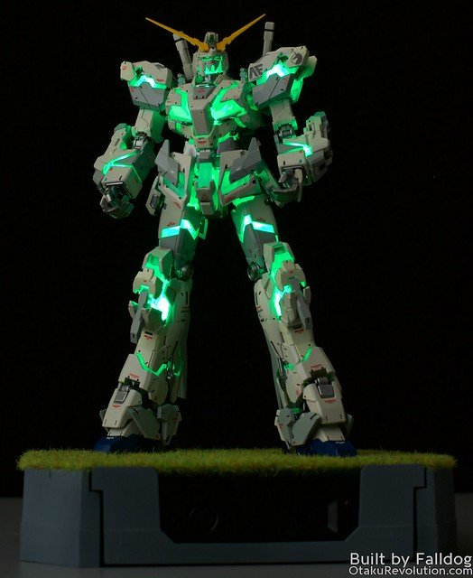 RG Unicorn TWC Lighting Model 8