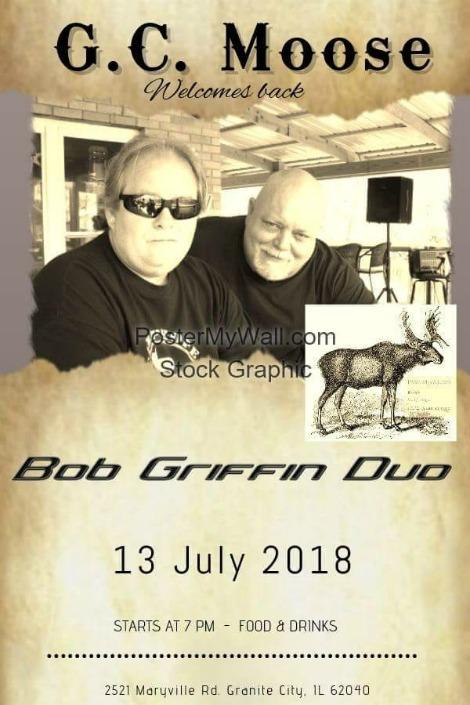 Bob Griffin Duo 7-13-18
