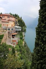 Italien, Gardasee 2018 - 6.Tag, Lago de Ledro, Pieve, Tignale