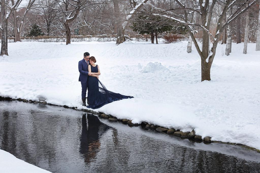 """""""北海道拍婚紗,北海道婚紗,雪地婚紗,婚攝Mike,婚禮攝影,婚攝推薦,婚攝價格,海外婚紗,海外婚禮,風格攝影師,新秘Juin,wedding"""""""