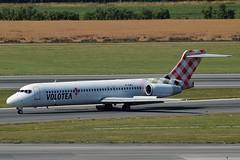 Volotea EI-EWJ Boeing 717-2BL cn/55171-5121 @ LOWW / VIE 21-06-2018