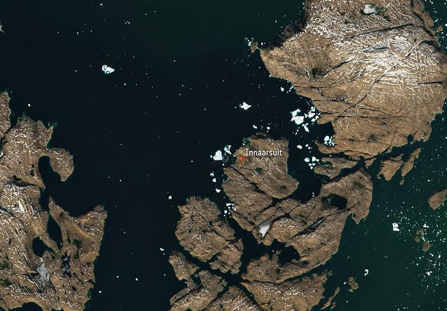 Looming iceberg