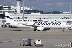 Finnair A321-200 OH-LZH @ MUC