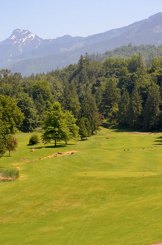 bc chilliwack thefallsgolfclub mtcheam fairway golf 18th
