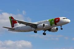 A320 CS-TNW London Heathrow 21.06.18