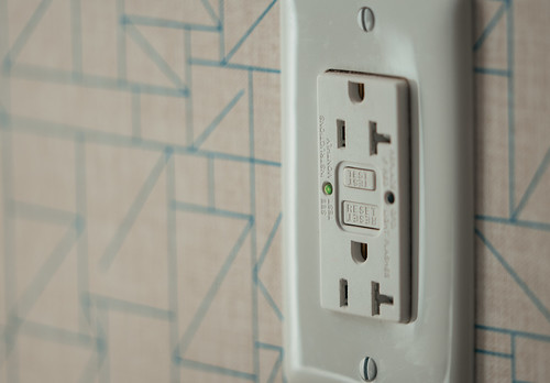 Ground Fault Circuit Interrupter (GFCI) Electrical Outlet | by Tony Webster