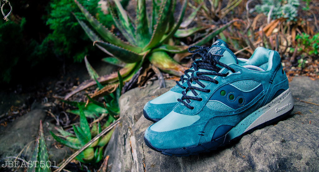 on sale 8c8e3 e9c0d 2018 Saucony x Feature 'Living Fossil' Shadow 6000 ...