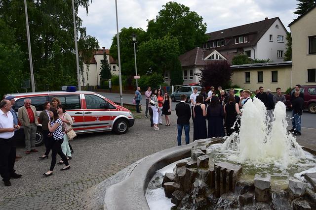 Abschlussklassen 2018 - Festakt im Bürgerhaus Butzbach