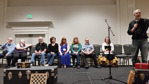 Westercon 71 Closing Ceremony