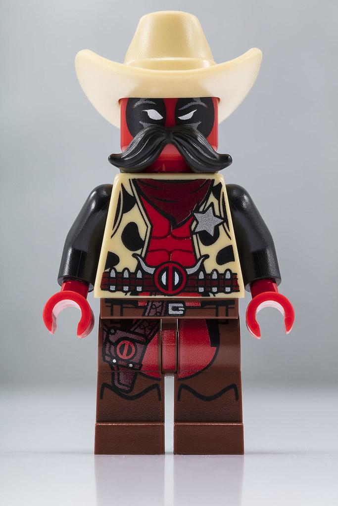 Sheriff Deadpool SDCC