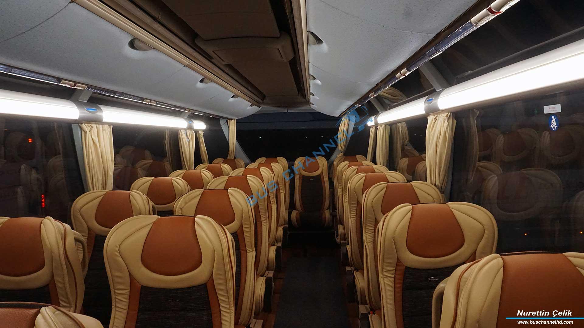 Neoplan Starliner 2 Mersin VİF