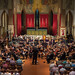 DSCN0182c Prelude a l'apres-midi d'un faune. Claude Debussy. Ealing Symphony Orchestra, leader Peter Nall, conductor John Gibbons. St Barnabas Church, west London. 14th July 2018.