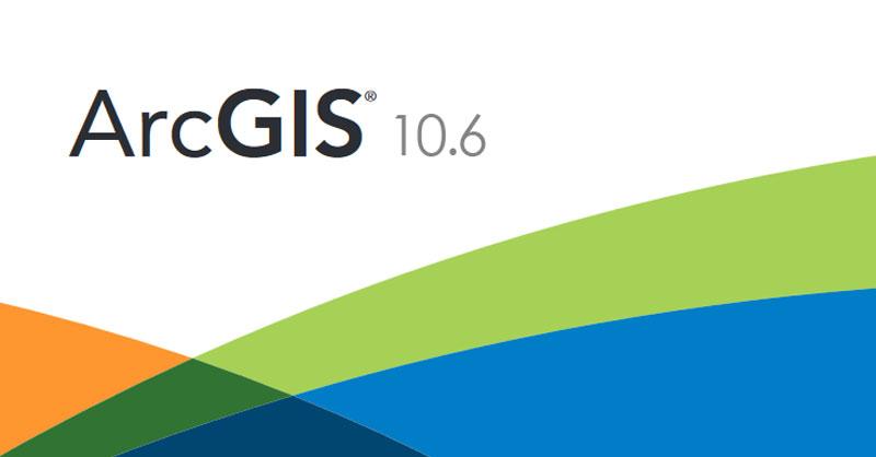 ESRI ArcGIS Desktop 10.6 Build 161544 full license