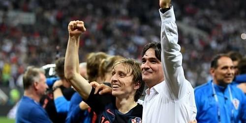 Dalic: Tidak ada yang bisa memimpin Kroasia