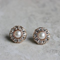 Rose Gold Pearl Earrings, Rose Gold Earrings, Rose Gold Jewelry, Wedding Jewelry, Rose Gold Bridesmaid Jewelry, Bridesmaid Gifts https://t.co/zqBdEIWOr7 #gifts #earrings #weddings #bridesmaid #jewelry https://t.co/vn5yT1K5RR