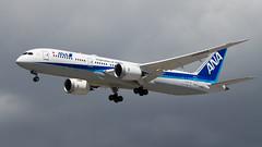 Boeing 787-9 Dreamliner JA898A All Nippon Airways