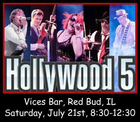 Hollywood 5 7-21-18