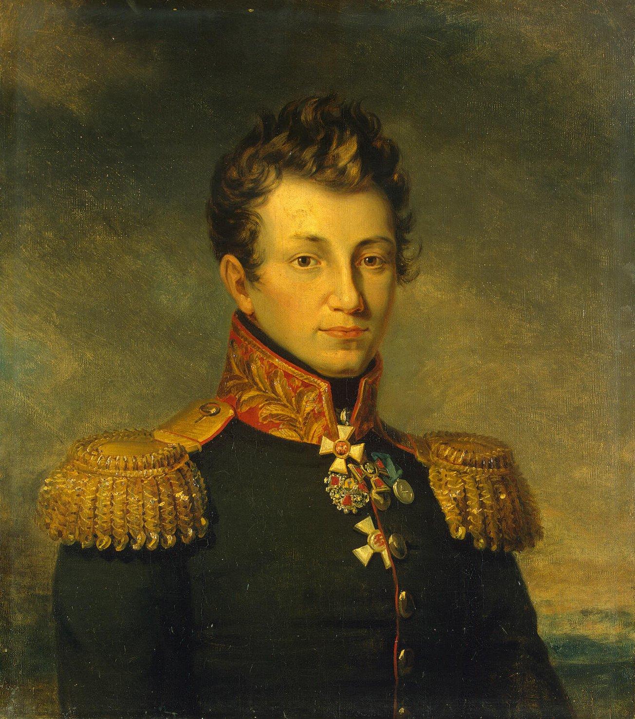 Мякинин, Николай Диомидович