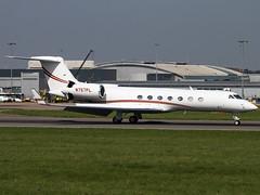 Prime Jet | Gulfstream Aerospace G-V-SP Gulfstream G550 | N757PL