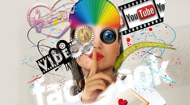 blogerako Sare sozialak