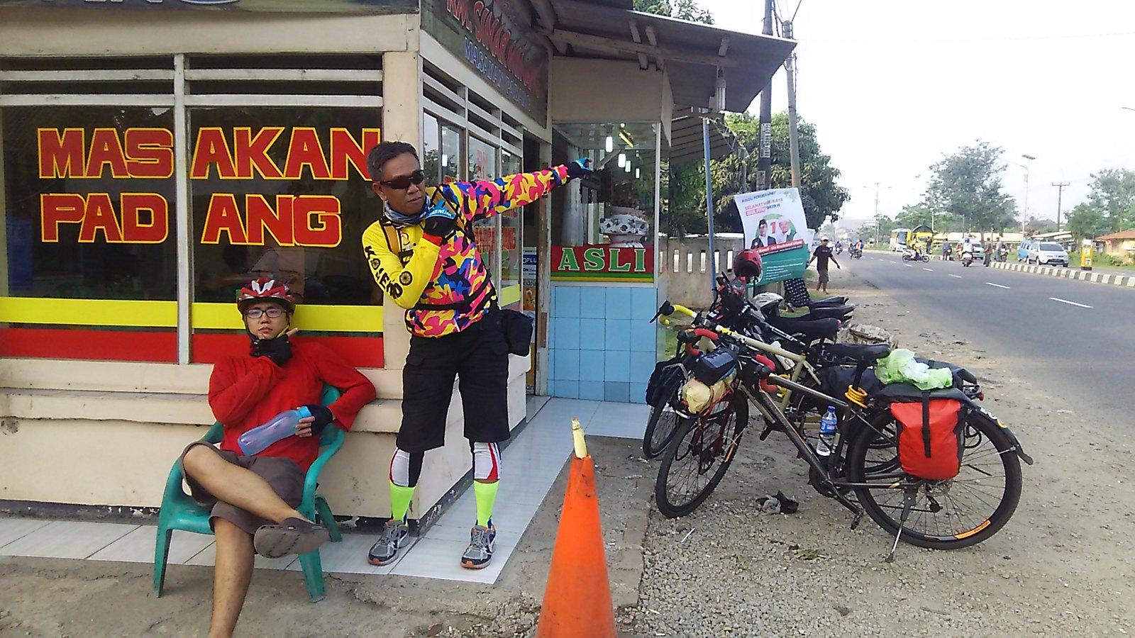 Padang Pit Stop 2