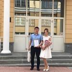 Чествование выпускников школ Свердловской области, набравших максимальный балл на Едином государственном экзамене