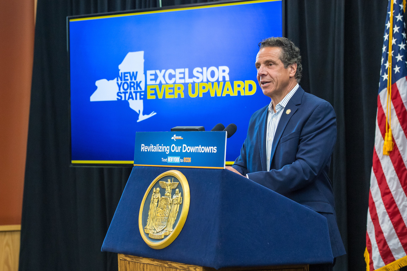 Governor Cuomo Announces Transformational Projects for Downtown Rome as Part of $10 Million Award