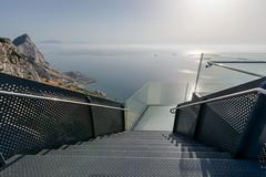 Skywalk Gibraltar 5 - photo taken for Bovis Koala JV by MeteoGib's photographer, Stephen Ball