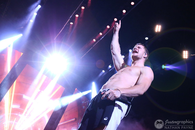 Imagine Dragons Jiffy Lube Live-3