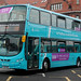 Arriva North East: 7632 YJ61OBE VDL DB300/Wright Eclipse Gemini 2