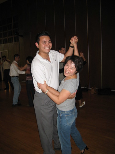 Ballroom Basics for Social Situations 03.25.2007