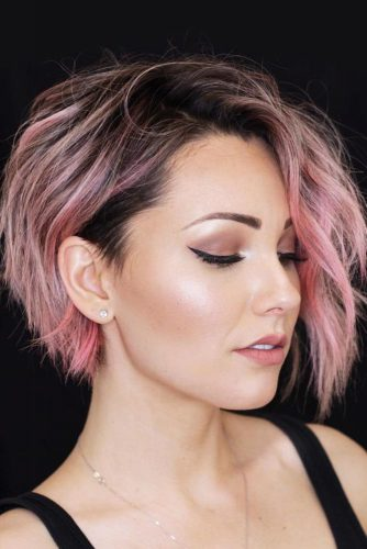 60+Pretty Ladies Short Haircuts -They Have Dreamt Of This Hairstyles 11