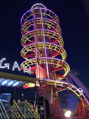 Chance Toboggan at Lunapark Agde