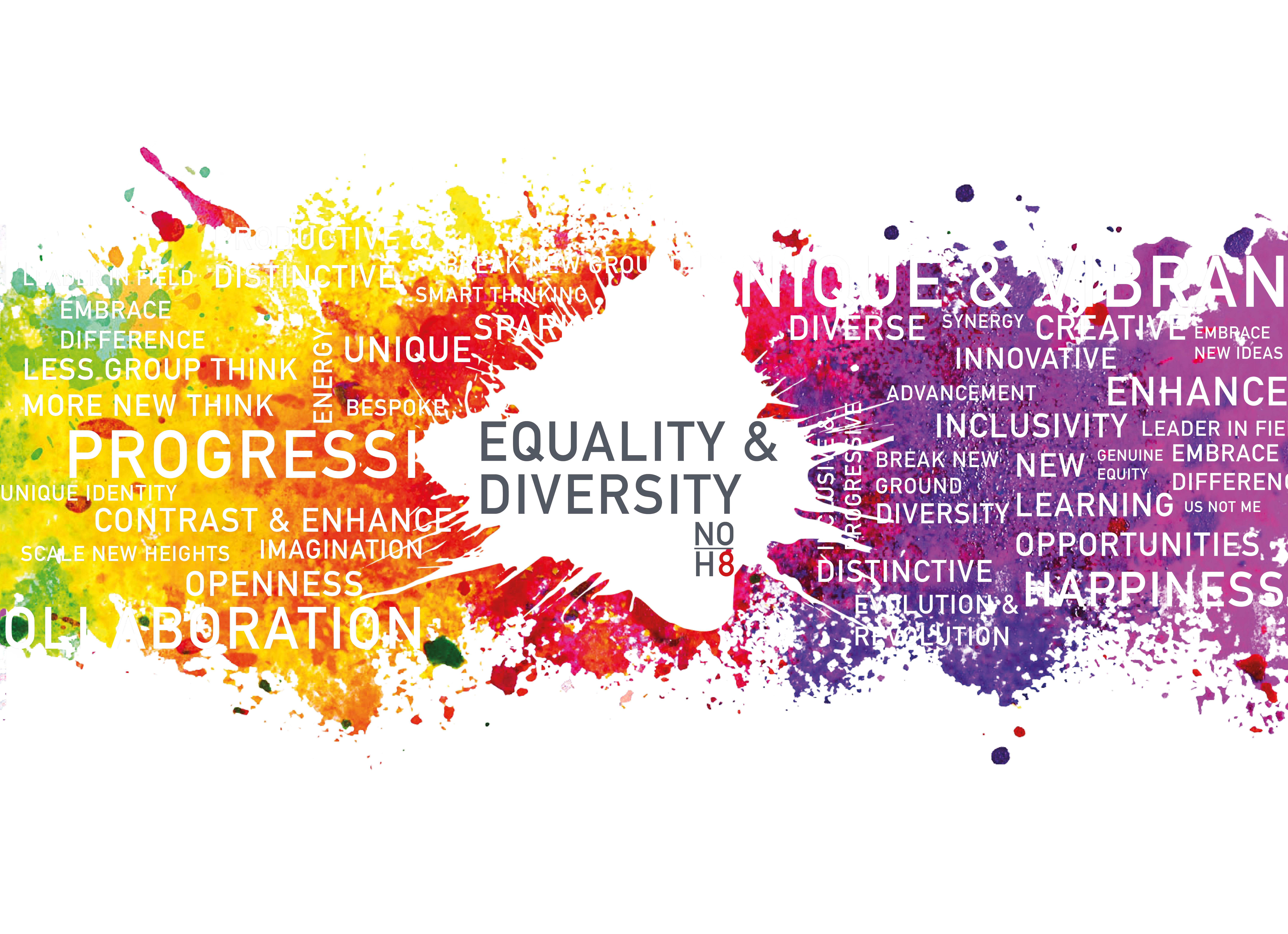 Equality and Diversity logo