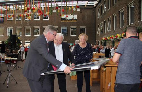 afscheid wethouders PietPanis en AdVanBeek 20180525 (2)