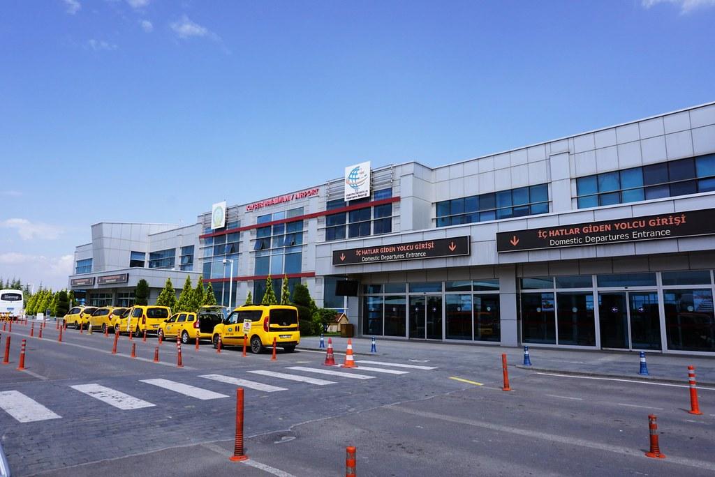 開塞利機場ASR AIRPORT