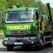 PL17 LVR - Renault D 18 250 - 4x2 skip loader - Thorncliffe Building Supplies Ltd., Alltami, Mold, Flintshire.