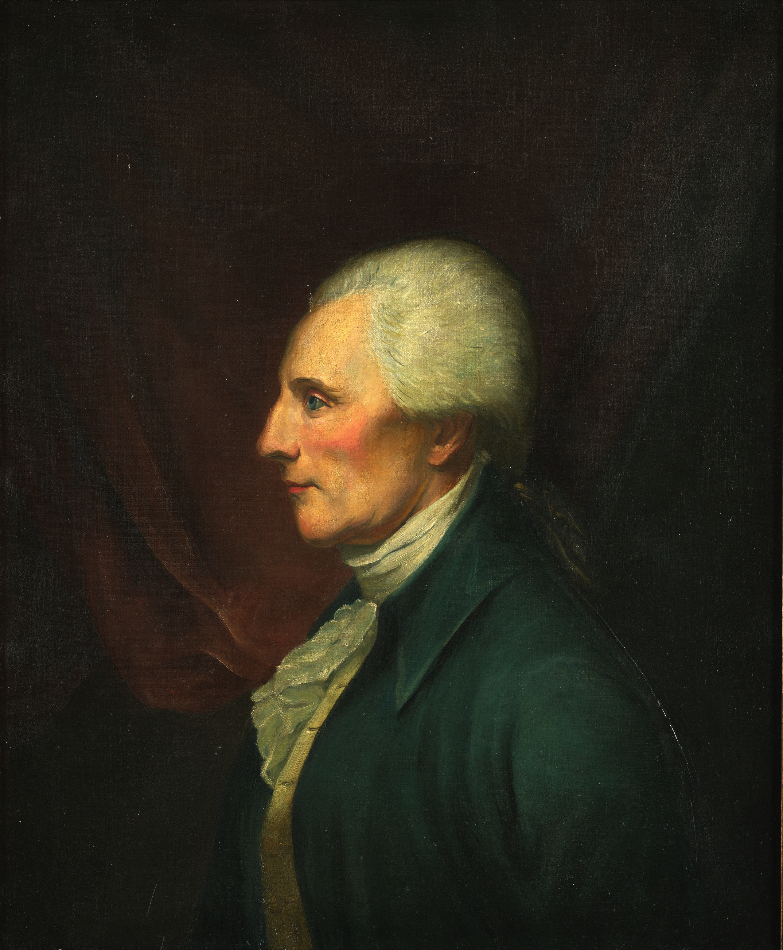 Richard Henry Lee of Virginia who proposed the Lee Resolution (also known as