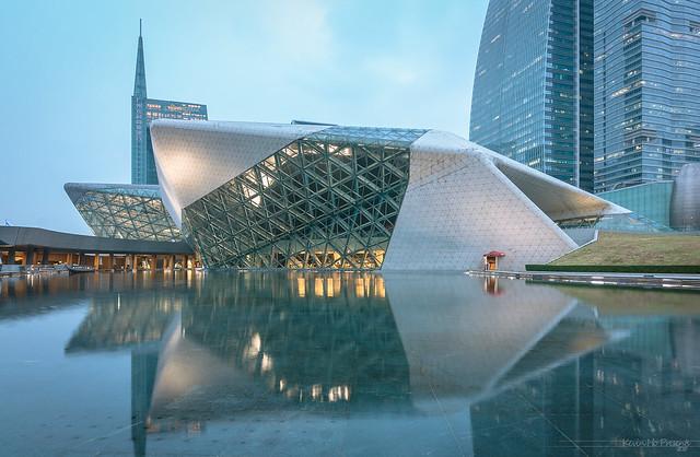 廣州歌劇院 Guangzhou Opera