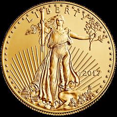 2017 Gold bullion coin