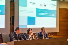 27/06/2018 - La cátedra Deusto Cities Lab presenta un trabajo sobre Ciudadanía urbana, desarrollo sostenible y derecho a la ciudad