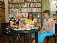 Обмін досвідом 07.07.18 К. Чуковського
