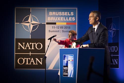 NATO Secretary General's Press Conference