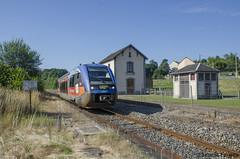 [SNCF] X 73807 - Photo of Guéret