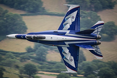 Canadian CF18 Demo Jet