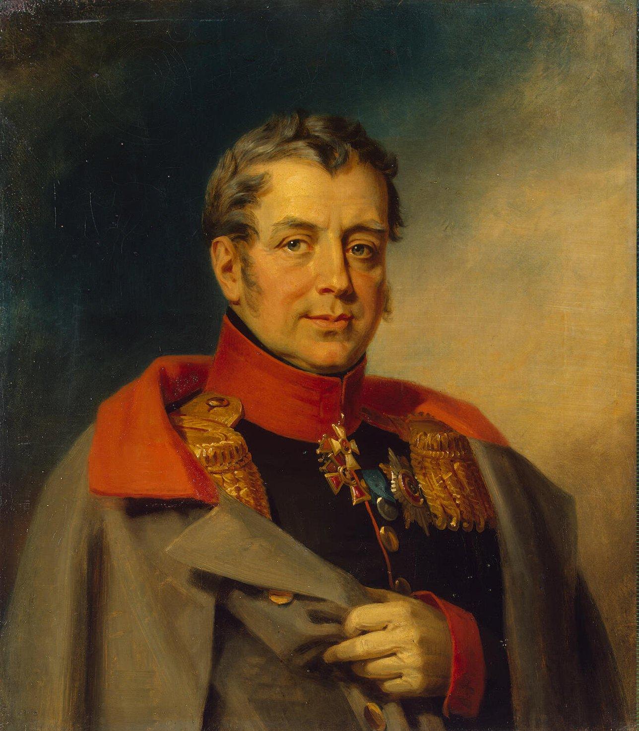 Балк, Михаил Дмитриевич