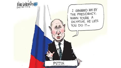 Helsinki Summit - Putin/Trump