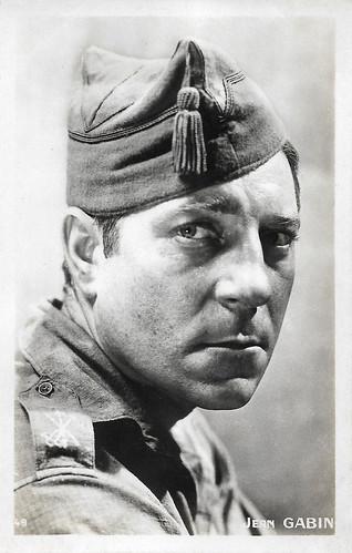 Jean Gabin in La bandera (1935)